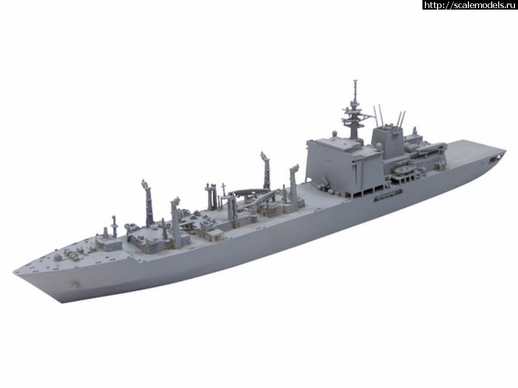 Анонс Aoshima 1/700 JMSDF Mashu-Class Supply Ship SP Закрыть окно
