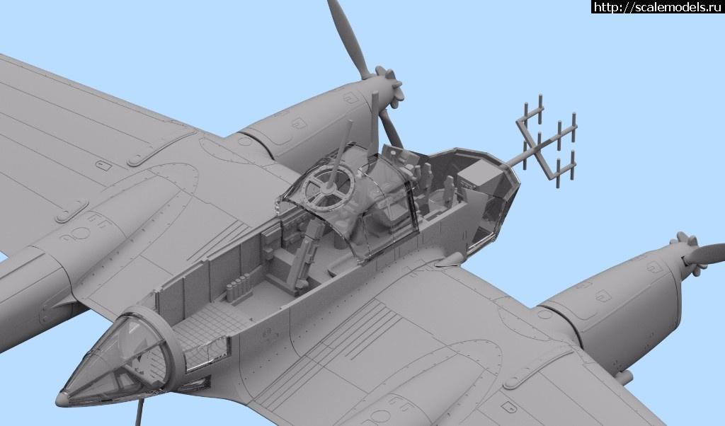Рендеры ICM 1/72 FW 189A-1, Самолет-разведчик стран Оси ІІ МВ (рендеры) Закрыть окно