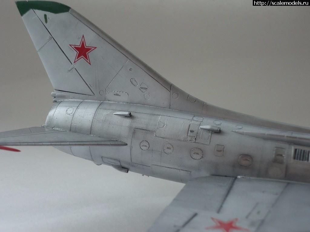 #1372495/ Постройка  Trumpeter 1/48 Су-11. Закрыть окно