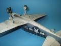 Eduard 1/48 Grumman F6F-3 Hellcat BuNo. 25813, Lt. C. Ken Hildebrandt,  VF-33, Ondonga, Desember, 1943.