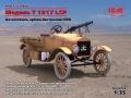 ICM 1/35 Модель T 1917 LCP, Автомобиль армии Австралии І МВ (рендеры)