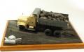 Конверсия 1/72 КрАЗ-256Б1-030 - Свинцовый исполин для Чернобыля