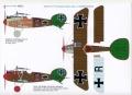 Eduard 1/48 Albatros D.V Rumey – Арлекин в клетке