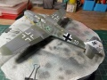 Звезда 1/48 Bf-109G6 Alfred Grislawsk