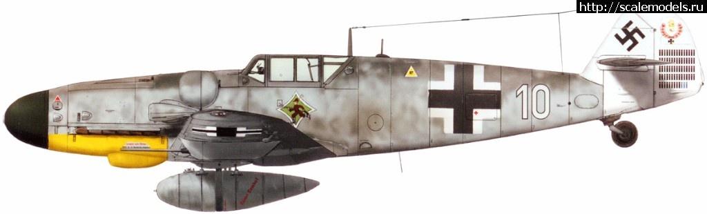 #1375291/ Звезда 1/48 Bf-109G6 Alfred Grislawsk(#11041) - обсуждение Закрыть окно
