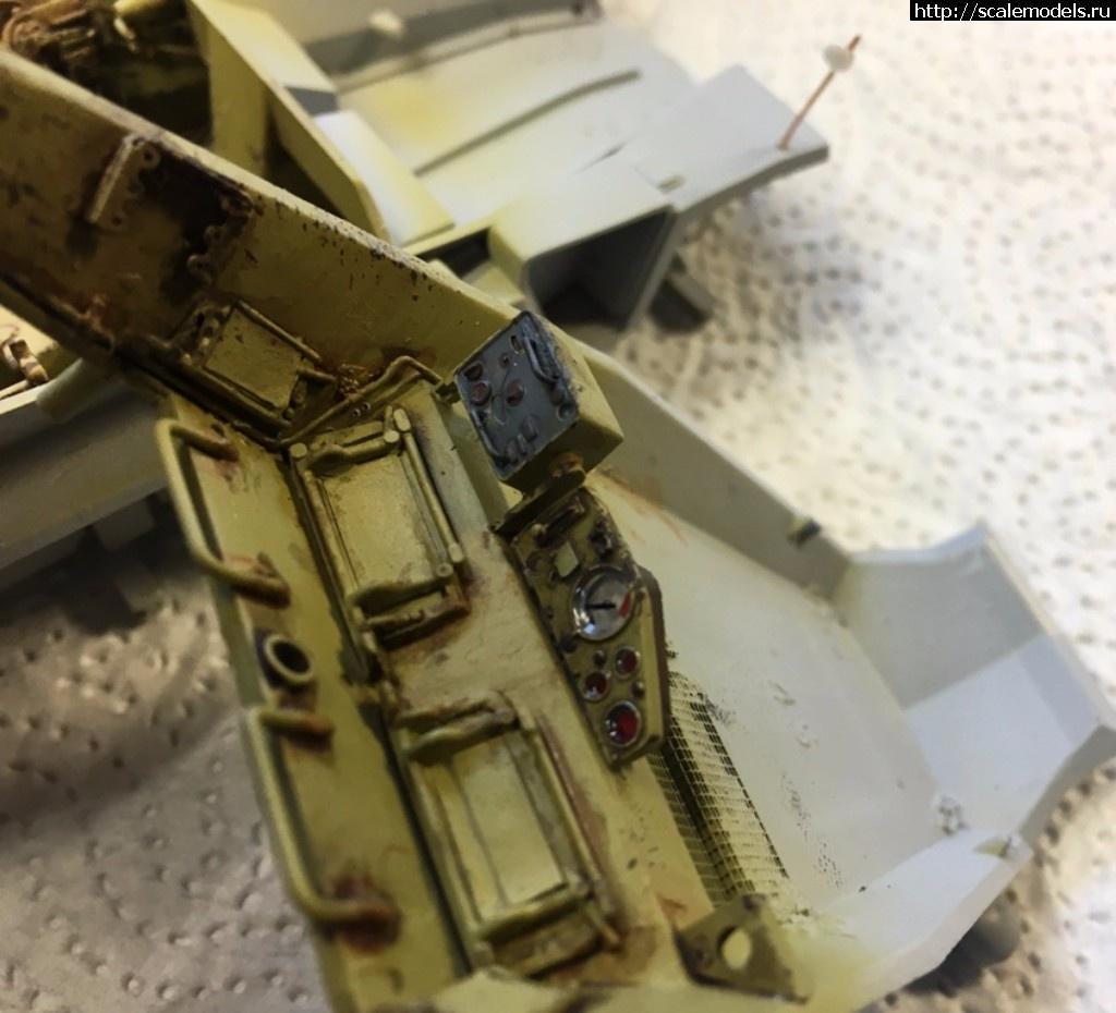 #1376103/ Sd.Kfz.250 1/32 - пост наведения ПВО  ГОТОВО Закрыть окно