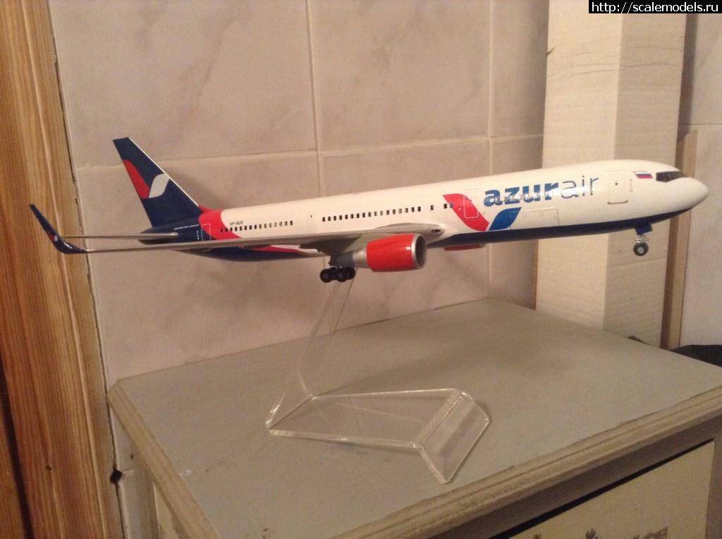 Модели гражданских самолтов фото
