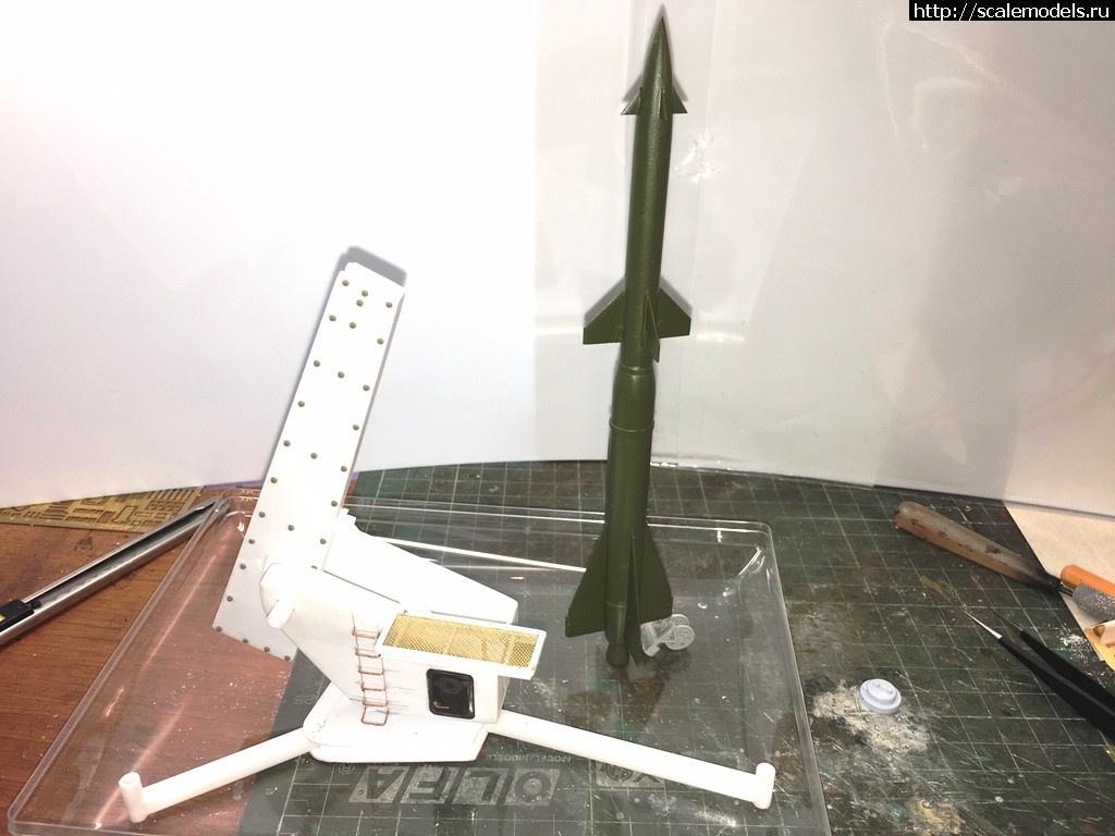 #1379210/ Sd.Kfz.250 1/32 - пост наведения ПВО  ГОТОВО Закрыть окно