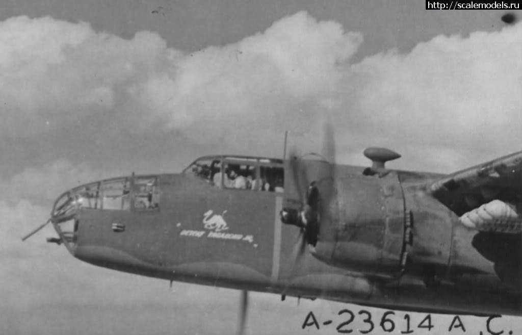 "#1382558/ ""The Gay Mare"" B-25D-1 Mitchell (Italeri, 1:48) Закрыть окно"