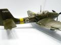 Academy 1/72 Ju-87G-2 STUKA Kanonen vogel - летающая противотанковая зенитка