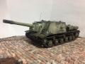 Звезда 1/35 ИСУ-152
