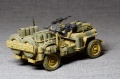 Dragon 1/35 SAS 1/4 Ton 4x4 Patrol Car