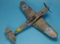 Звезда 1/48 Bf-109G6 - Он же финн! Кто финн?