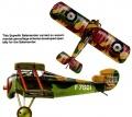 Обзор Eastern Express 1/72 Sopwith T.F.2 Salamander - Редкая Саламандра