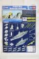 Обзор Hobbyboss 1/350 Линейный корабль Dunkerque #86506