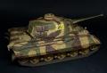 Meng(TS-031) 1/35 Sd.Kfz.182 King Tiger (Henschel Turret)
