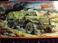 Конверсия ICM 1/72 БТР-152 - Ливанский МТП