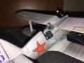 AMG 1/48 И-153 Чайка Григория Речкалова