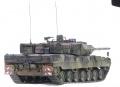 Meng 1/35 Leopard 2A7