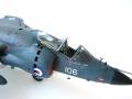 Kinetic 1/48 FSR.1 Harrier по английски.