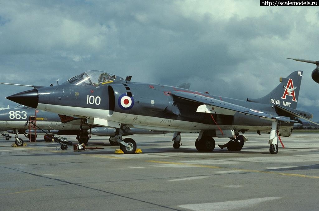 #1385884/ Kinetic 1/48 FSR.1 Harrier по англий...(#11132) - обсуждение Закрыть окно