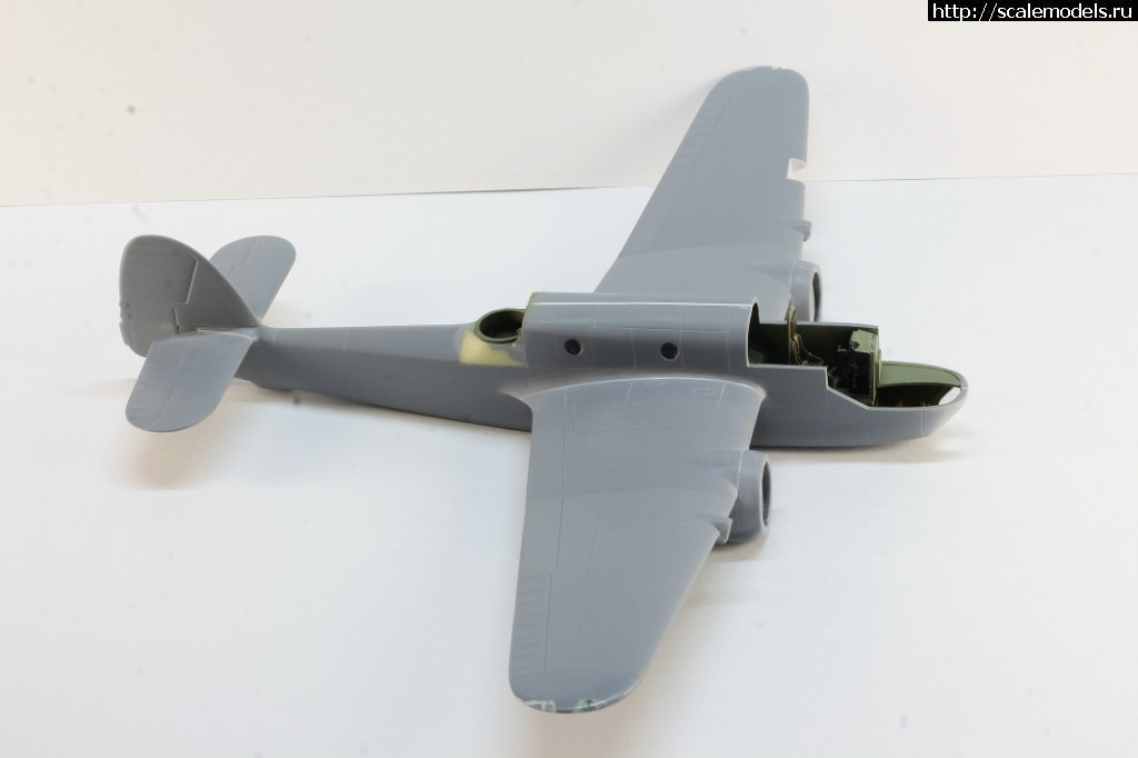 #1390363/ Special Hobby 1/72 DAP Beaufort Mk VIII-ГОТОВО Закрыть окно