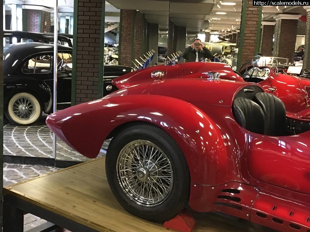Alfa-Romeo 8C2900B - есть ли в пластике? Закрыть окно