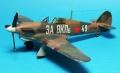 ARK 1/48 Hawker Hurricane Mk.IIb - Полярный бедуин из СССР