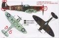 Tamiya 1/48 Spitfire Mk.Vb W3257 Victory F/L Eric S. Lock