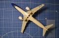 Конверсия Revell 1/144 Embraer 190 Air Moldova