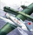 Amodel 1/72 И-180 - Боевой Мул сталинских соколов