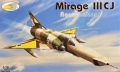 Обзор R.V.Aircraft 1/72 Mirage III