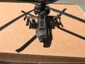 Моделист 1/72 AH-64D Apache - Один из первых блинов