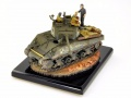 Dragon 1/72 M4A2(76) Sherman