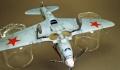 ICM 1/48 ЛаГГ-3 - В небе Шонгуя и Африканды