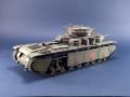 Звезда 1/35 Т-35 - Советский, тяжёлый и пятибашенный!