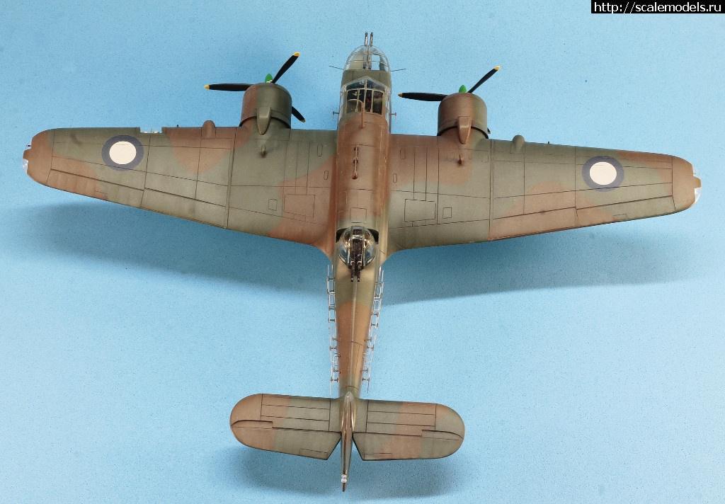 #1395028/ Special Hobby 1/72 DAP Beaufort Mk VIII-ГОТОВО Закрыть окно