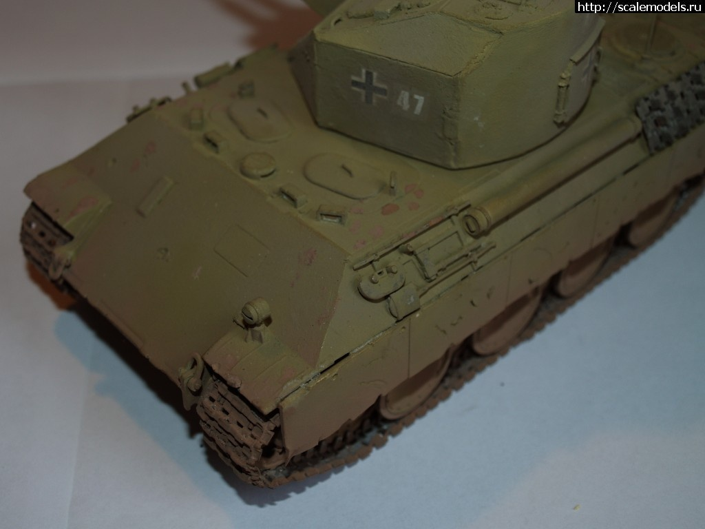 http://scalemodels.ru/modules/forum/viewtopic.php?t=68032&am/ 3.7 sm Flakzwilling 44 - конверсия ICM -ГОТОВО Закрыть окно