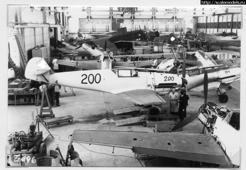 #1396892/ Bf-109 c Jumo-213E-1 ГОТОВО Закрыть окно