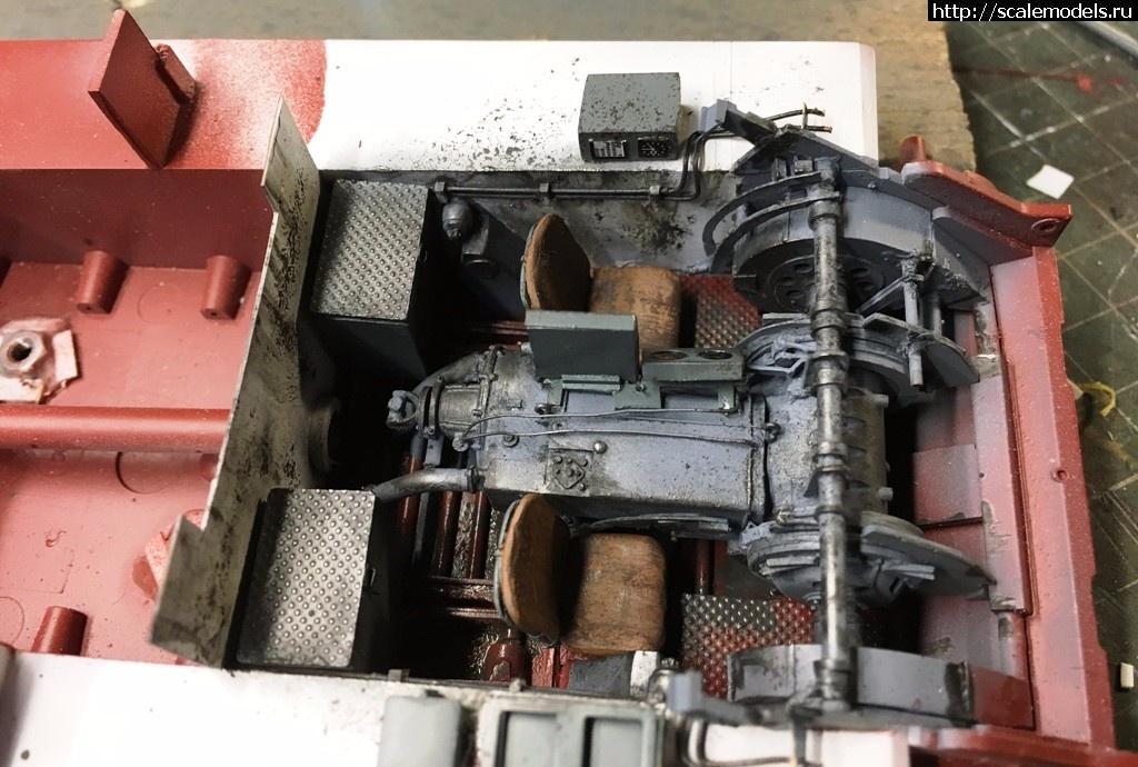 #1399099/ 5,5 cm Flakpanzer mit PzKpfw V «Panther» Ausf G - ГОТОВО Закрыть окно