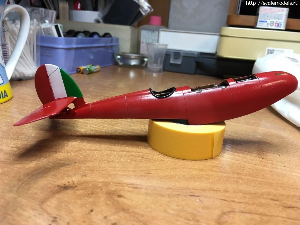 #1399401/ Savoia S.21F - 1/48 FineMolds (Порко) - Готово Закрыть окно
