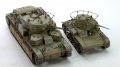 Hobby Boss 1/35 T-28 medium tanks (riveting type)