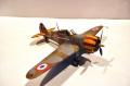 Academy 1/48 P-36 Hawk - Американский Cокол на службе Виши