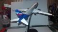 Звезда 1/144 Сухой SSJ-100