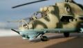 HobbyBoss 1/72 Ми-24Д №02 Афганистан