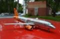 Звезда 1/144 Суперджет 100 Аэрофлот - 90 лет на высоте.