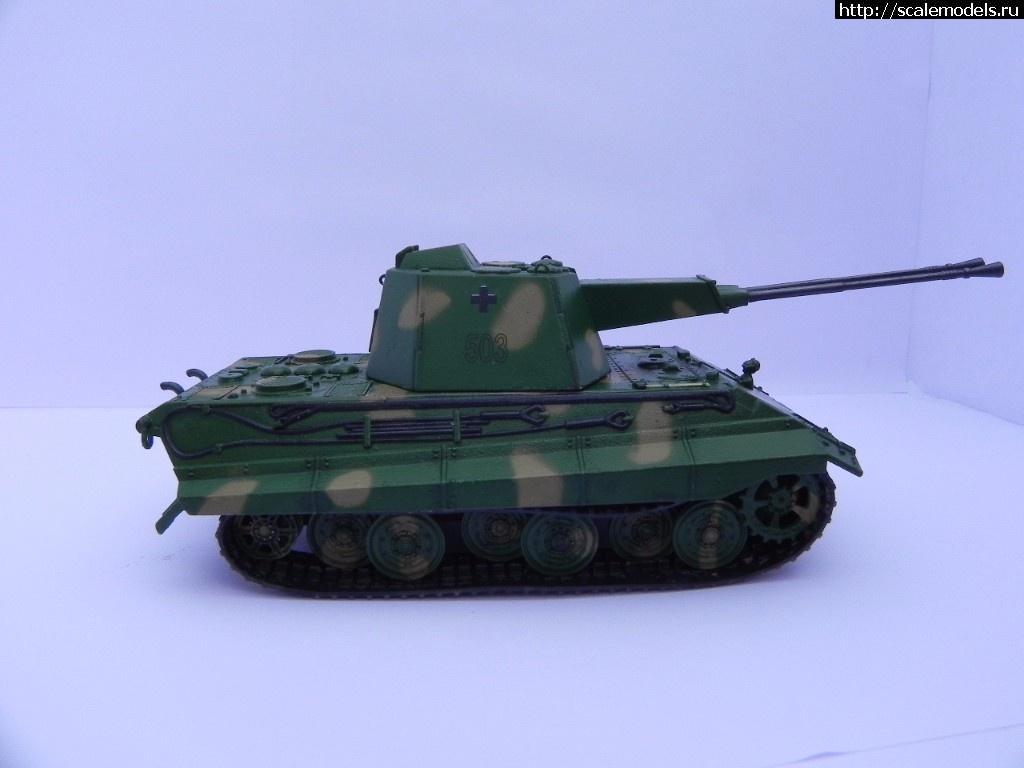 #1408763/ Modelcollect 1/72 E-50 Flakpanzer with FLAK 55 Готово! Закрыть окно