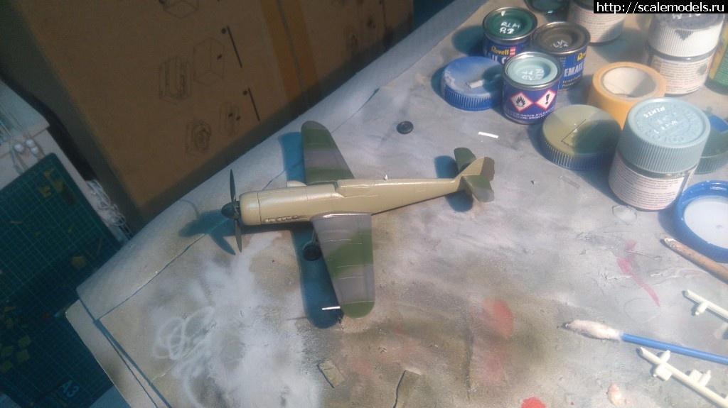 #1409736/ Bf-109 c Jumo-213E-1 ГОТОВО Закрыть окно