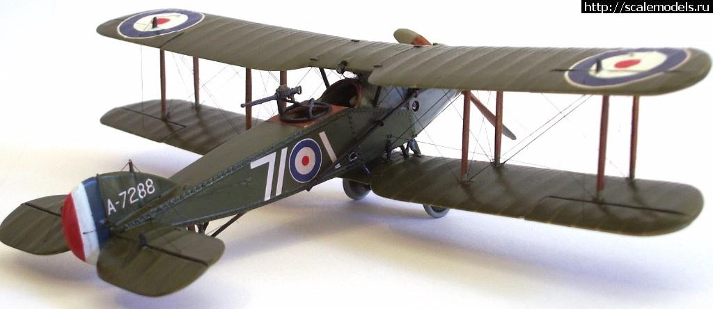 #1410001/ Bristol F.2B Fighter Airfix 1/72 -готов Закрыть окно