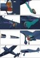 Рендеры и комплектация наборов с FW-190A-4 в 1/48 от Eduard